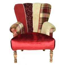 Quirky Harlequin Chair 442
