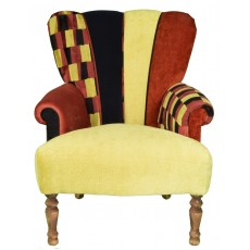 Quirky Harlequin Chair 445