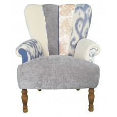 Quirky Harlequin Chair 448