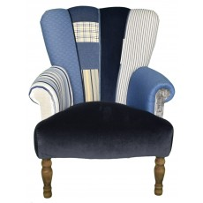 Quirky Harlequin Chair 450 - SOLD