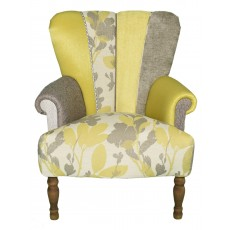 Quirky Harlequin Chair 454