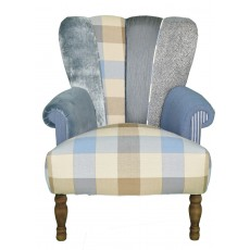 Quirky Harlequin Chair 455