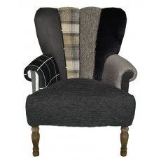 Quirky Harlequin Chair 457