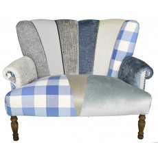 Quirky Harlequin Love Seat 23