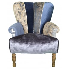 Quirky Harlequin Chair 468