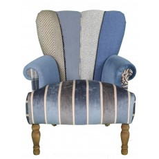 Quirky Harlequin Chair 472