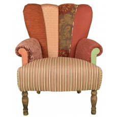Quirky Harlequin Chair 474