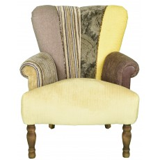 Quirky Harlequin Chair 477