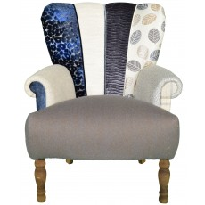 Quirky Harlequin Chair 479