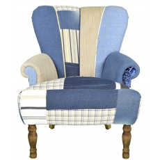 Quirky Harlequin Chair 482