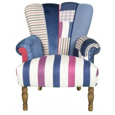 Quirky Harlequin Chair 483