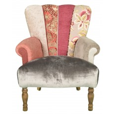 Quirky Harlequin Chair 487