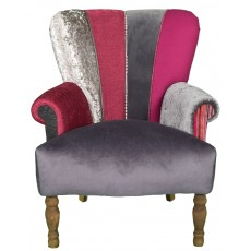 Quirky Harlequin Chair 493