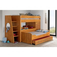 Gautier Majestic High bed complete set