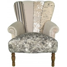 Quirky Harlequin Chair 498