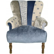 Quirky Harlequin Chair 514