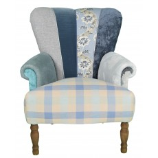Quirky Harlequin Chair 516