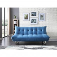 Kyoto Naomi Blue Sofa Bed