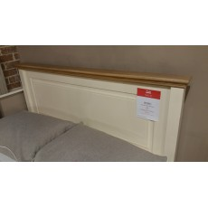 "TCBC 5'0"" King Size - Inspiration Bedroom Oak Top Headboard - CLEARANCE"