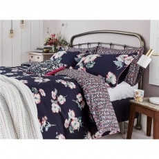 Joules Painted Poppies Duvet Cover