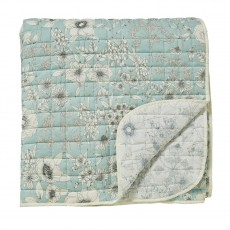Sanderson Maelee Seaflower Quilted Throw