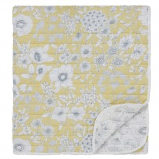 Sanderson Maelee Sunshine Quilted Throw