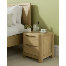 Winsor Furniture Ltd. Tempo Bedroom Collection Bedside Cabinet