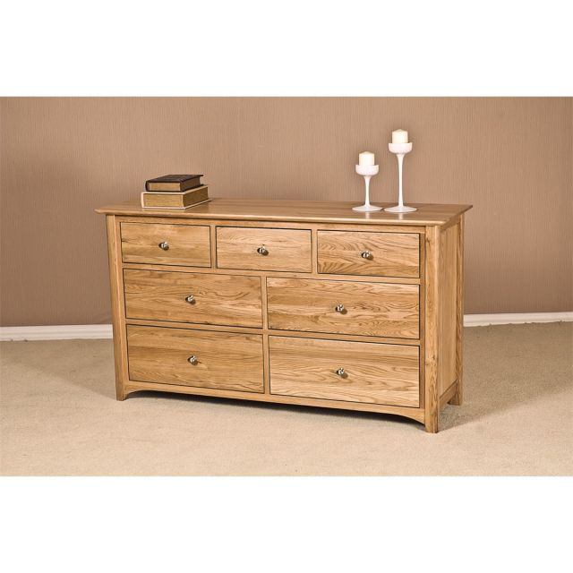 Our Furniture Carvalho 3 OVER 4 CHEST