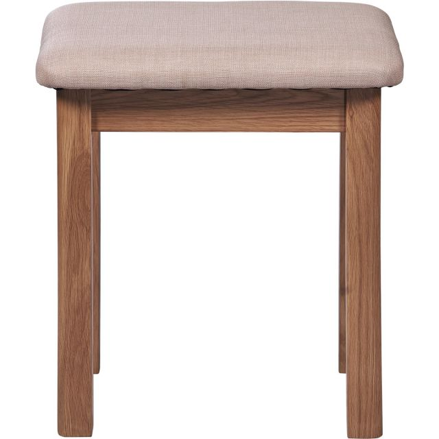 Our Furniture Carvalho DRESSING TABLE STOOL