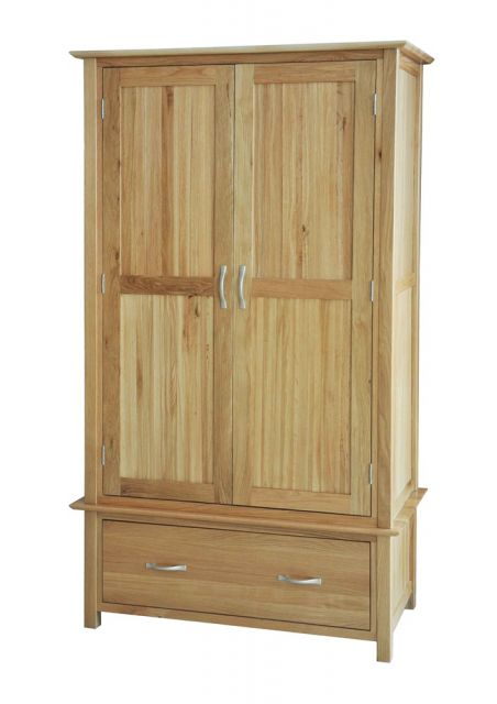 Our Furniture Cortona 1 DRAWER WARDROBE