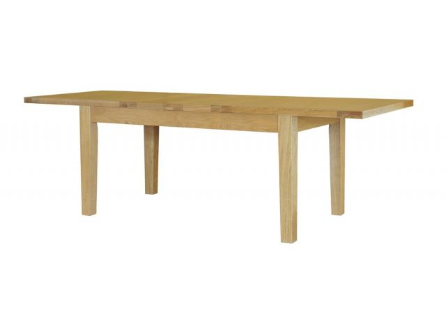 "Our Furniture Cortona 6'8"" EXTENDING TABLE (2 LEAF)"