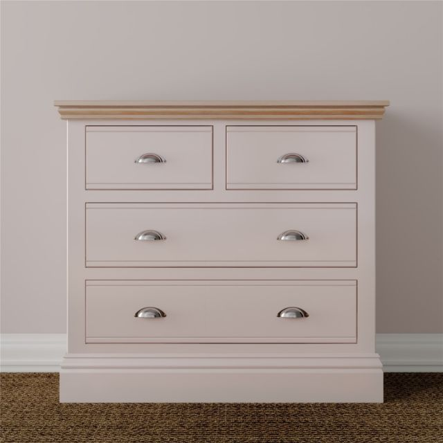 TCBC New England Bedroom 2-2 Chest of Drawers