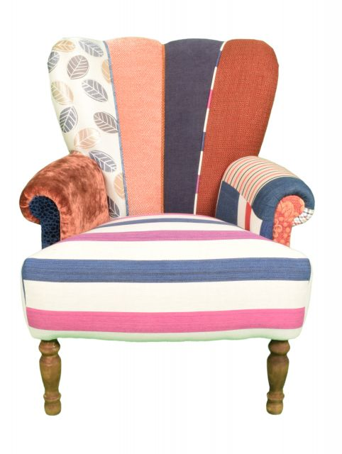 Quirky Harlequin Chair 261