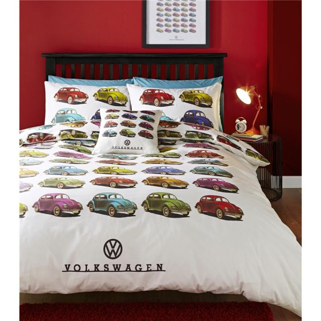 Volkswagen Beetles Duvet Set