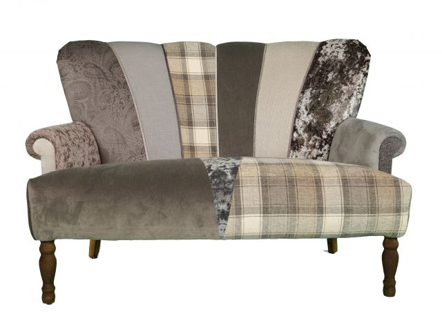 Quirky Harlequin Extra Love Seat 3