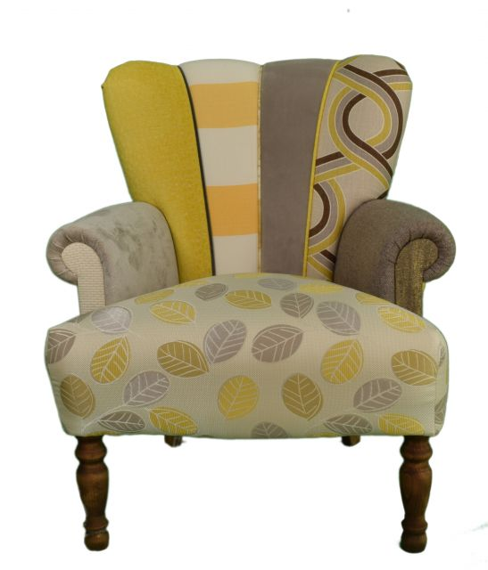 Quirky Harlequin Chair 336