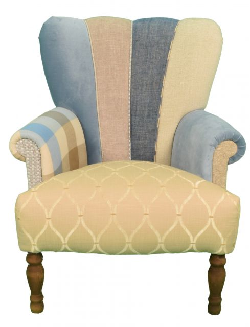 Quirky Harlequin Chair 368