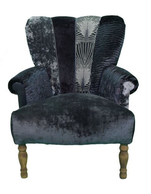 Quirky Harlequin Chair 386