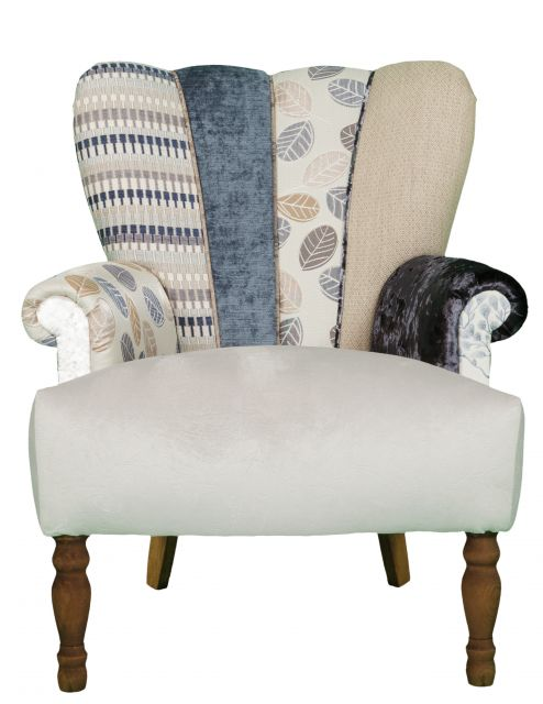 Quirky Harlequin Chair 387