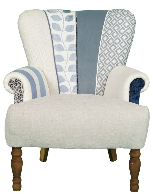 Quirky Harlequin Chair 395