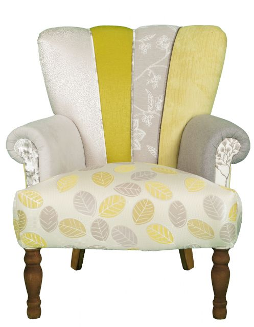 Quirky Harlequin Chair 396