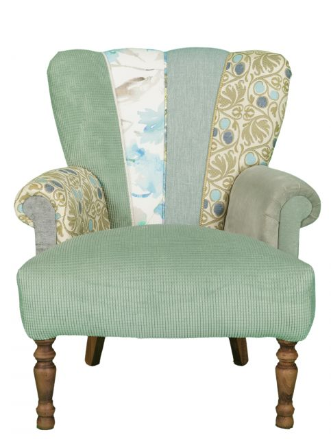 Quirky Harlequin Chair 415