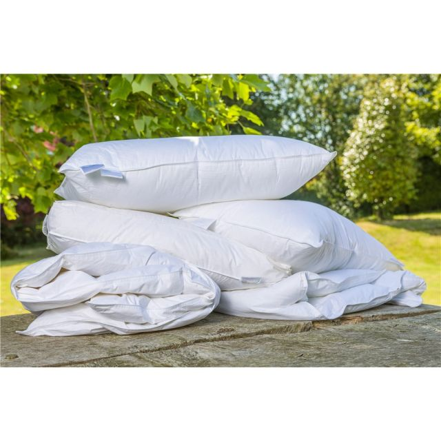 Peter Betteridge Bedding White Duck Feather And Down Topper