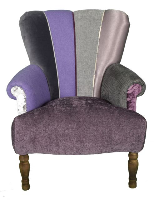 Quirky Harlequin Chair 466