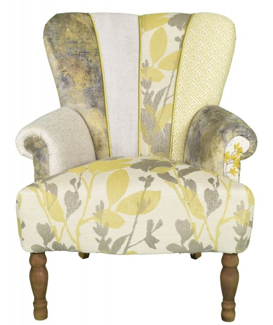 Quirky Harlequin Chair 476