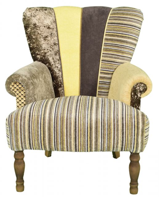 Quirky Harlequin Chair 489