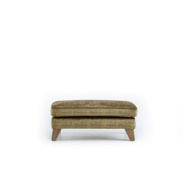 Our Sofas Salcombe Sands Plush Stool