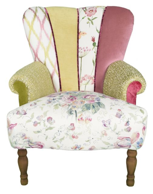 Quirky Harlequin Chair 497