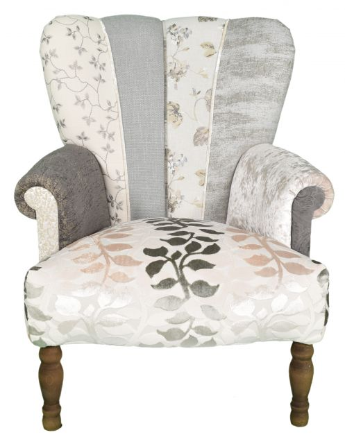 Quirky Harlequin Chair 502