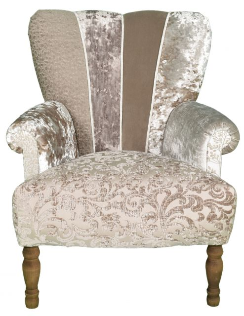 Quirky Harlequin Chair 513